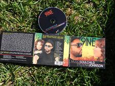 MUSIQ SOULCHILD & SYLEENA JOHNSON ~ 9INE : R&B meets Reggae. Top notch vocalists