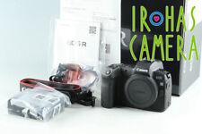 Canon EOS R Mirrorless Digital Camera With Box #28262 L3