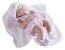 "Jc Toys La Newborn - Realistic 17"" Anatomically Correct ""Real Girl� Baby Doll -"
