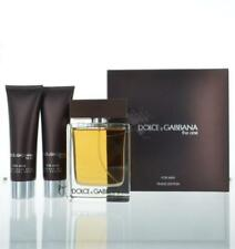 The One By Dolce and Gabbana Gift Set For Men 3 Piece Gift Set For Men