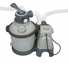 Pompa filtro a sabbia da 4.542 l/h Intex 28644 piscina fuori terra 56686 - Rotex