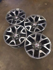 "4 GMC Chevy 2014-16 Sierra 20"" Factory Stock OEM Wheels Rims 5698 All terrain"