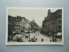 Ansichtskarte Frankfurt Die Zeil (Nr.639)