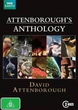 Attenborough's Anthology (DVD, 2012, 3-Disc Set)
