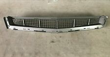 FRONT BUMPER COVER GRILLE PLASTIC FITS 2008-12 CADILLAC CTS GM1036123