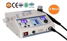 3 Mhz Ultrasound Therapy Unit Physical Pain Relief Therapy For Chiropractic Use