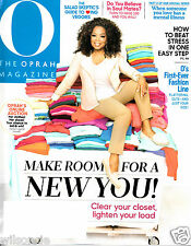O The Oprah Magazine Make Room For A New You (Vol. 17, Number 3, March 2016)