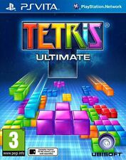 Tetris Ultimate PS Vita PAL UK New and Sealed