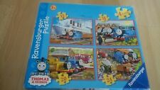 Thomas And Friends Box of 4 Jigsaw Puzzles 12, 16, 20 and 24 pieces Ravensburger