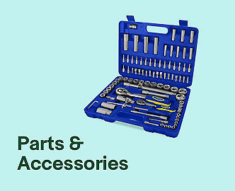 15% off Parts & Accessories