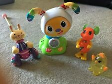 Lot of 4 toys! Excellent condition! As shown in pics!