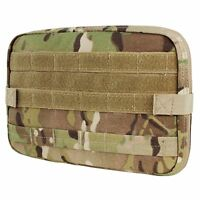 Condor MA54 Multicam MOLLE PALS Low Profile Suspended Workstation T&T Tool Pouch