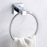 Edelstahl Handtuchstange Handtuchhalter Badetuchhalter Handtuch Bad Handtuchring