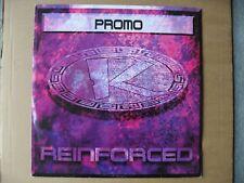 "Alpha Omega – Outer Dimensions / New Armageddon – 12"" Vinyl Record – Reinforce"