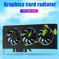 JONSBO VF-1 For NVIDIA GTX/AMD RX Graphics Video Card RGB Cooler Cooling Fan