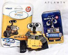 Disney Pixar Interactive Talking Wall.E + Vtech Learning adventure Games System