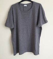 ⭐️RESEARCH GARMENTS⭐️ Mens Grey Organic Cotton T-shirt - Large VGC