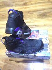 Nike Air Jordan Vi 6 Retro Negro NRG-UK9 100% AUTÉNTICO (2019)
