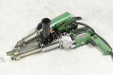 220V-230V Handheld Plastic Extruder Hot Air Gun PE/ PP Extrusion Welding Machine