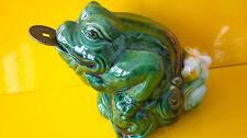 Can Dreibeinenfrosch Frosch Frösche Feng Shui Can Glücksbringer Münzen