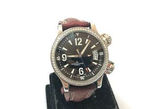 Jaeger LeCoultre Ref# 148.8.60 Master Compressor Diamonds Ladies Wristwatch