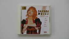 Sandra Weiss - Ich hab das Lachen noch nicht verlernt - CD