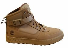 Timberland Cityroam Cupesole Beige Leather Lace Up Mens Chukka Boots A1S8S