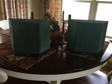 Kef AV2  SP3232 Surround sound speakers   1 Pair Mint!!