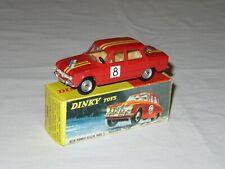 Dinky Toys n. 1401 Alfa Romeo Giulia 1600 TI Decoration Rallye M/NM in Orig. Box