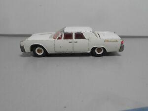 TEKNO OF DENMARK   FORD LINCOLN  white 829 vintage classic car 1/43