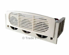 "EVERCOOL 5.25"" TO 3.5"" BAY CONVERSION KIT FAN COOLER DUAL FAN"