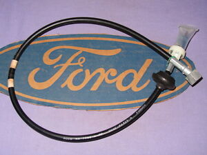 NOS 1970 Ford LTD, Custom, Galaxie Upper Cruise Control Cable