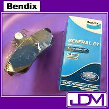 BENDIX CT Front Brake Pads suit Commodore VT VX VY VZ