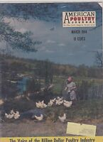 MARCH 1944 AMERICAN POULTRY JOURNAL farm magazine