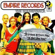 Empire Records Original Soundtrack Audio CD