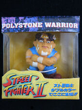 Kenyo Capcom Street Fighter II Polystone Warrior T.Hawk Collection Figure Rare