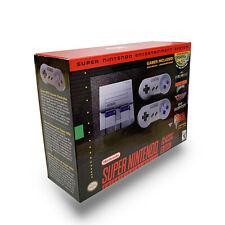 Super Nintendo Mini Entertainment System: Super Nes Classic Edition 21 Games Us