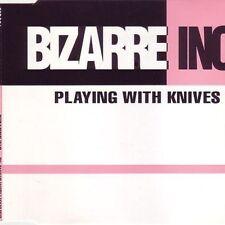 Bizarre Inc Playing with knifes (Radio Edit/Quadrant Mix, 1991, plus.. [Maxi-CD]
