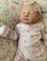 """Reborn Baby Girl, """"Lucy"""" By Tina Kewy"""