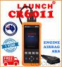 LAUNCH Creader 6011 OBD2 ABS SRS Airbag Engine Fault Diagnostic Scan Code Reader