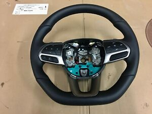 Dodge Charger / Dodge Challenger Scat Pack Steering Wheel W/Paddle Shift OEM
