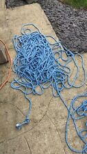 30m  OF NEW 8MM Lead Cored Braided Rope - ANCHOR BOAT MOORING Sailing