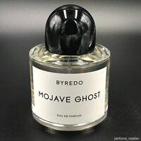 Byredo Mojave Ghost Eau De Parfum for Unisex 100ml 3.3 fl.oz NEW! Sealed! Box!