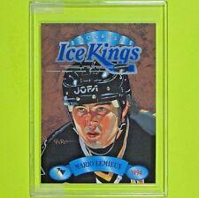 "MARIO LEMIEUX  93-94  ""  ICE KINGS""  7 of 10   Pittsburgh Penguins"