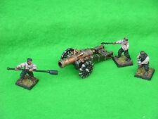 WARHAMMER, EMPIRE ARMY, CANNON & CREW #3