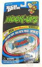 Tech Deck Hook-Ups Skateboard Birdhouse Wheels Gen 5 1999 Series 5080 - 5086
