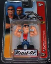 Toy Zone Orange County Choppers PAUL SR. Toy Figure New Sealed In Package NIP
