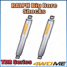 """Pair of Nissan Patrol GU Cab Chassis 4WD Rear Ralph Shock Absorbers 2"""" 50mm Lift"""