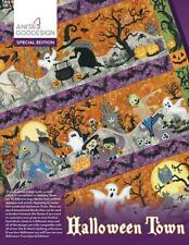 Halloween Town Anita Goodesign Special Edition Embroidery Designs