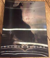 BATMAN BEGINS HDZeta Steelbook Lenticular Blu-ray